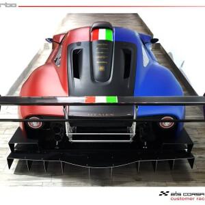 2020 Ats Corsa Rr Turbo 17