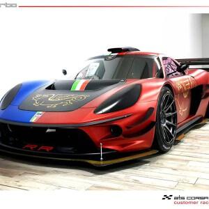 2020 Ats Corsa Rr Turbo 18