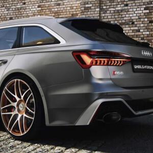 Audi Rs6 Avant By Wheelsandmore 02