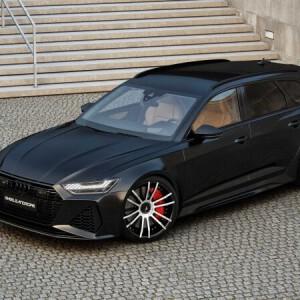 Audi Rs6 Avant By Wheelsandmore 03