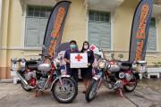 รอยัล เอนฟิลด์ สนับสนุนการต่อสู้โควิด-19 ในประเทศไทย