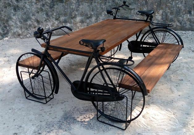รวม สาระพัดประโยชน์ จาก จักรยานเก่า