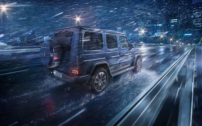 ขับรถอย่างไร ให้ปลอดภัยในหน้าฝน!!