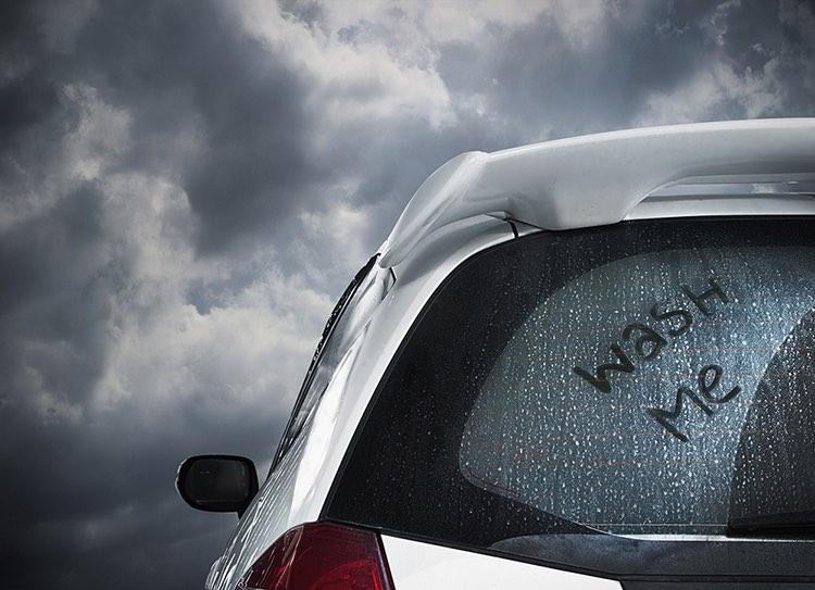 ทำไม  ยิ่งเข้าฤดูฝน  ยิ่งต้องล้างรถ??