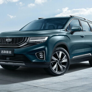 2021 Geely Hao Yue China Spec 6