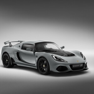 2021 Lotus Exige 20th Anniversary Edition 15