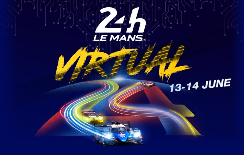 'มิชลิน' เชิญชวนแฟนพันธุ์แท้รถแข่งสายทรหด ชม 'Le Mans 24 Hours Virtual' การแข่งรถเสมือนจริงบนโลกออนไลน์
