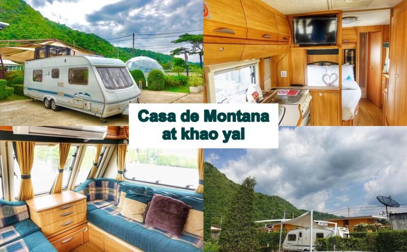 Casa de Montana at khao yai text
