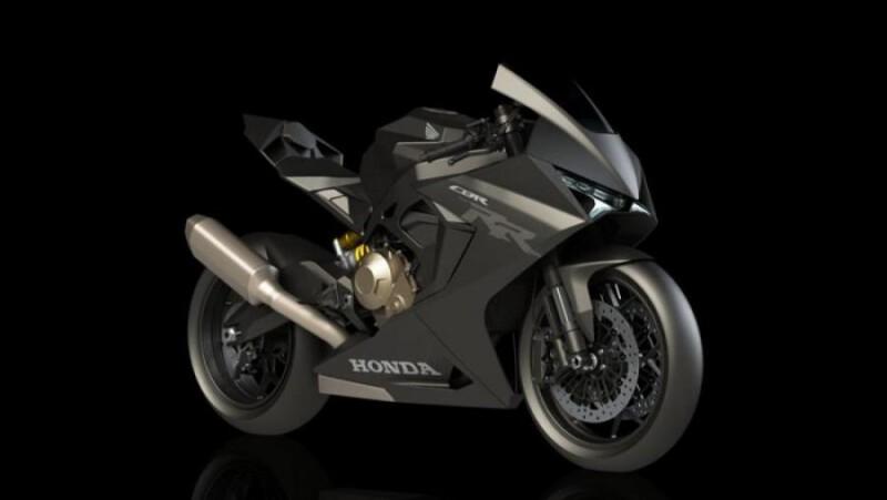 Honda CBR750RR 01
