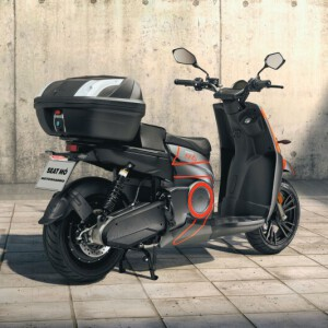 SEAT MO Electric Scooters 11