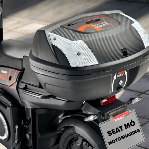 SEAT MO Electric Scooters 13
