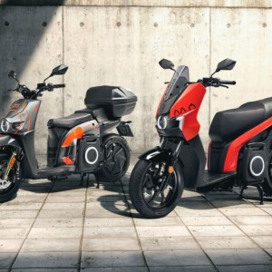SEAT MO Electric Scooters 2