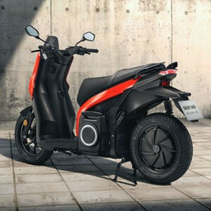 SEAT MO Electric Scooters 5