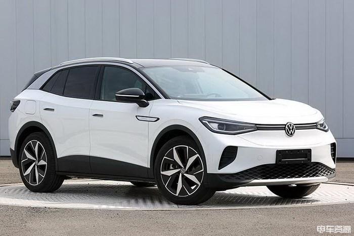 VW เตรียมเปิดตัว ID.4 X และ ID.4 Crozz SUV ไฟฟ้าครั้งแรกที่จีน