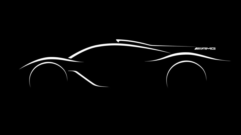 Mercedes AMG ซุ่มเทส One ไฮเปอร์คาร์รุ่นใหม่