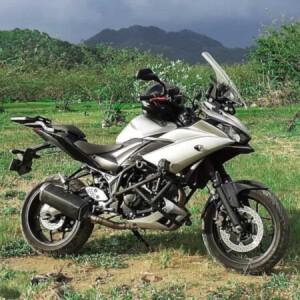 Yamaha Tracer 250 Build By Huzni8