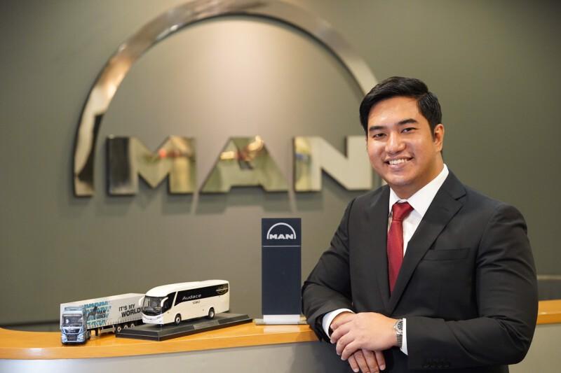 """""""เอ็ม เอ เอ็น ทรัค แอนด์ บัส"""" ประกาศแต่งตั้งผู้อำนวยการประจำประเทศไทยคนใหม่  นายจักรพงษ์ ศานติรัตน์_ผู้อำนวยการเอ็มเอเอ็น ทรัค แอนด์ บัส ประเทศไทย"""