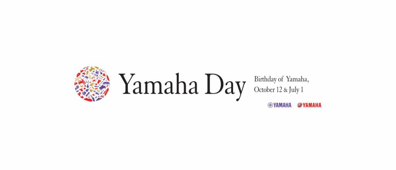 #YamahaDay