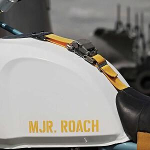 MJR Roach Custom Royal Enfield Himalayan Fuel Tank
