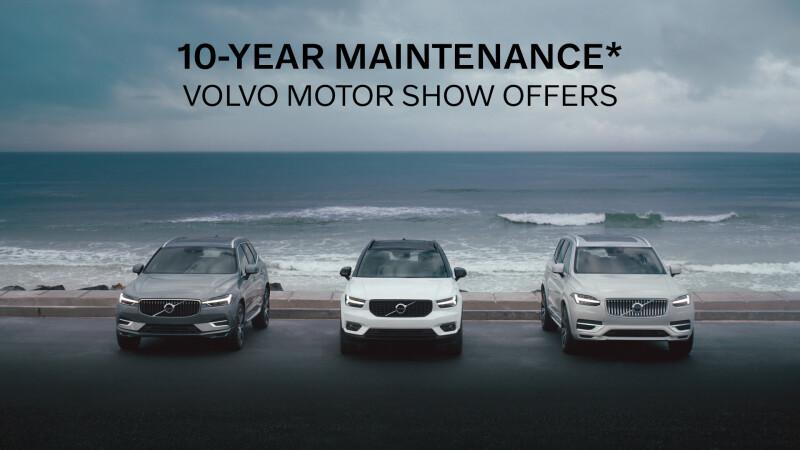 """วอลโว่ จัดโปรโมชั่นพิเศษ รับส่วนลดพิเศษในงาน พร้อมฟรี! อัพเกรด Volvo Maintenance Service (บริการบำรุงรักษารถยนต์) นานถึง 10 ปี เมื่อซื้อ แพ็คเกจ  """"Volvo Premium Service Program"""" เพียงครึ่งราคา  ตลอดเดือนกรกฏาคมนี้"""
