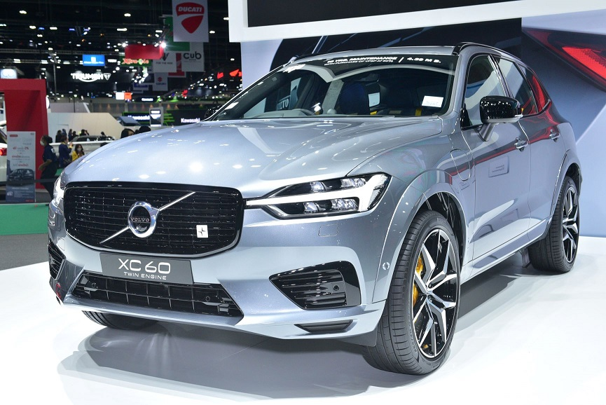 XC60 Polestar Engineered