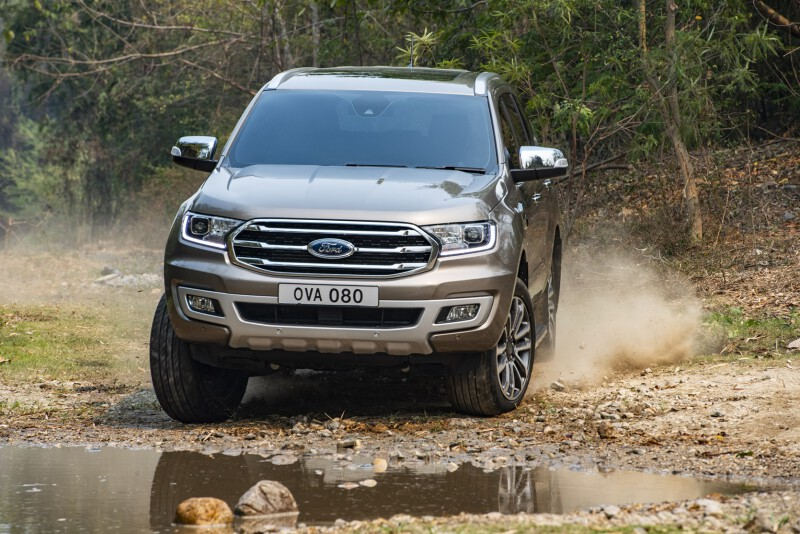 1. Ford_Survey Shows Travelers Prefer Their Post-COVID Trip by Car_Ford Everest