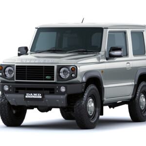 JIMNY LITTLE D Silver