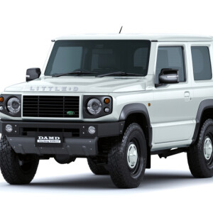 JIMNY LITTLE D White