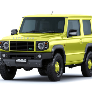 JIMNY LITTLE D Yellow