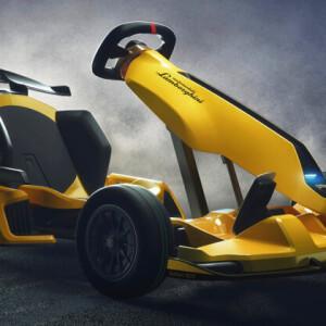 Ninebot Gokart Pro Lamborghini Edition Cover
