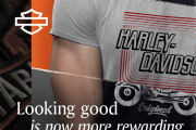 ฮาร์ลีย์-เดวิดสัน® จัดกิจกรรมพิเศษเพื่อตอบแทนสังคม ด้วยโครงการแลกเปลี่ยนเสื้อเพื่อการกุศล