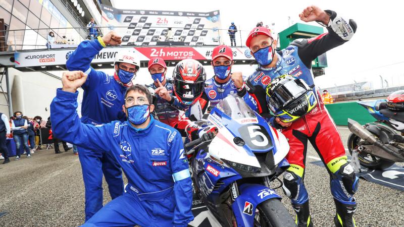 โหด เร็ว แรง! Honda CBR1000RR-R  ผงาดแชมป์ศึกบิดทรหด 24 ชั่วโมงที่เลอมังส์