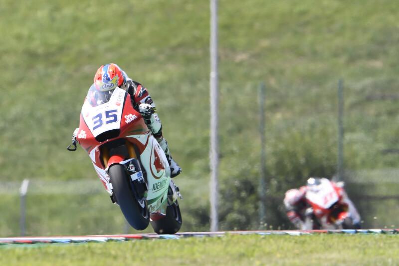 Somkiat Chantra, Moto2, 2020 Czech MotoGP