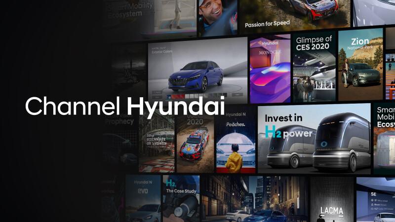 """ฮุนไดมอเตอร์เปิดตัว """"Channel Hyundai"""" สำหรับสมาร์ททีวีมอบประสบการณ์ดิจิทัลที่เหนือระดับให้กับลูกค้า"""