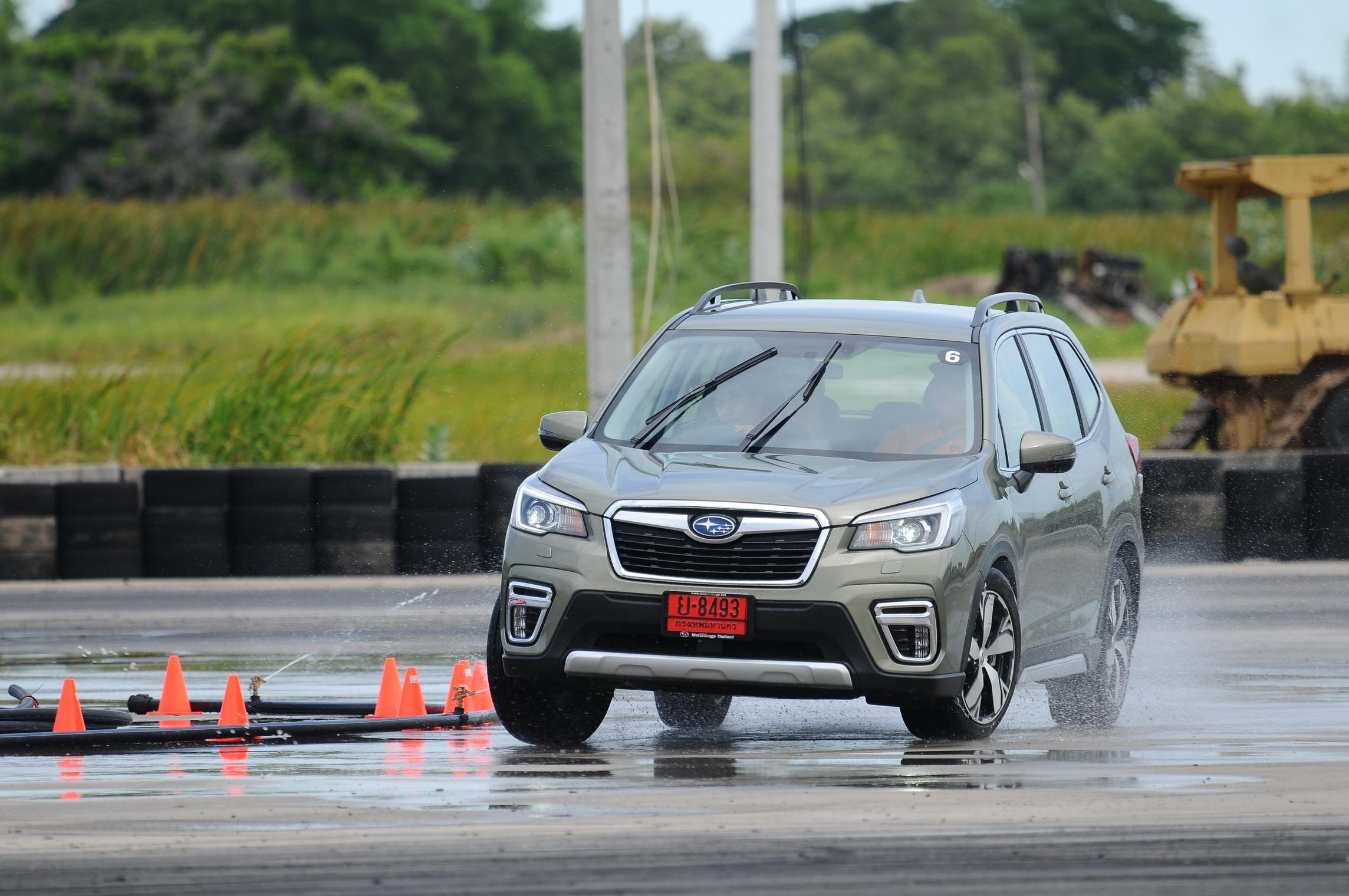26-27 ก.ย.นี้ ร่วมพิสูจน์ยนตรกรรมความปลอดภัยระดับโลกจาก Subaru ในกิจกรรม 'Subaru Ultimate Test Drive 2020'