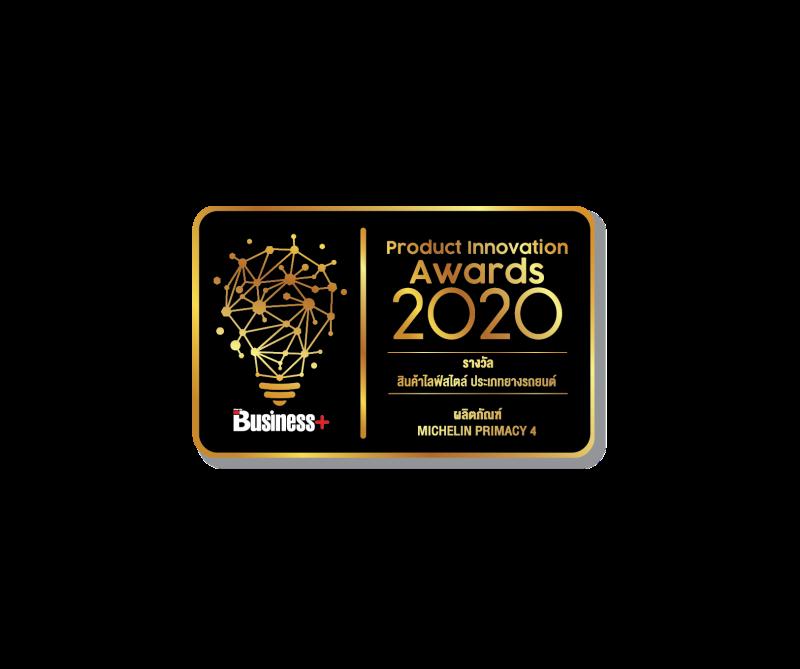 Michelin Business+ 2020 Award - Badge