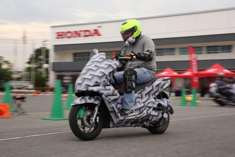 สัมผัสแรกกับ Premium Scooter รุ่นใหม่จากฮอนด้า ที่มาพร้อมระบบความปลอดภัยแบบจัดเต็ม