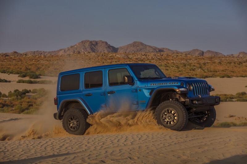 Jeep Wrangler Rubicon 392 เครื่อง HEMI V8 แรงจนรถสปอร์ตมองค้อน!!