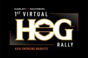 ฮาร์ลีย์-เดวิดสันจัดงานแรลลี่แบบเสมือนจริงครั้งแรก #HOGVirtualRally  พิเศษเฉพาะสมาชิก H.O.G. หรือเจ้าของมอเตอร์ไซค์ฮาร์ลีย์-เดวิดสันในแถบตลาดเอเชียเท่านั้น