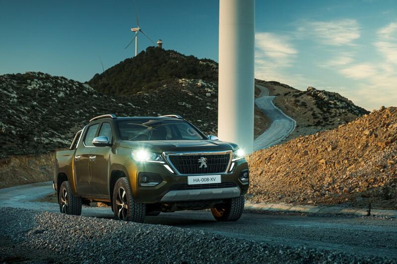 Peugeot Landtrek 2021 สิงห์สำอางค์พร้อมลุยตลาด Pick Up
