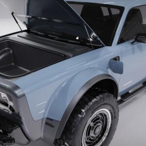 Alpha Wolf Truck 10