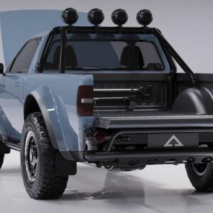 Alpha Wolf Truck 12