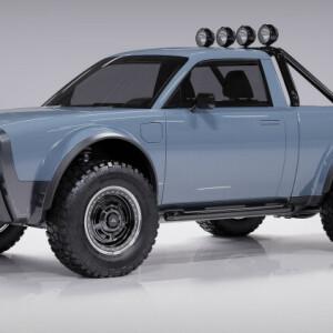 Alpha Wolf Truck 15