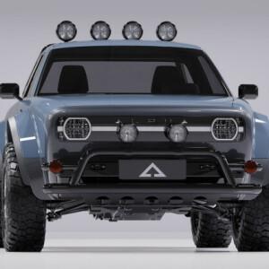 Alpha Wolf Truck 5