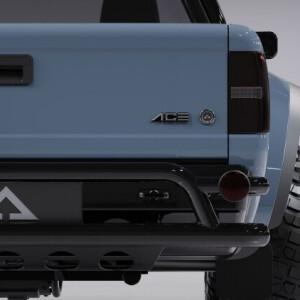 Alpha Wolf Truck 8