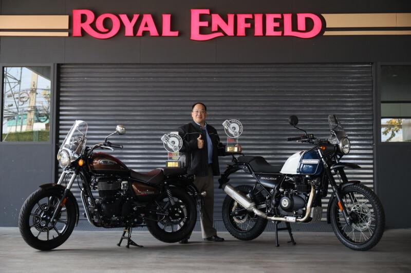 Royal Enfield_Bike of the Year_Kamolchart Pravitra
