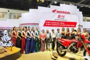 รถจักรยานยนต์ฮอนด้าคว้า 2 รางวัลพิเศษ Motor Show 2021