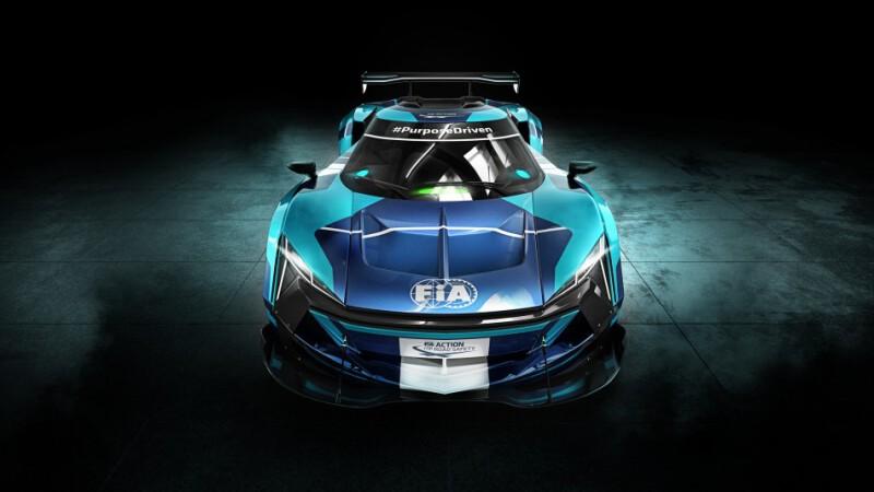 FIA ออกกฎรับ EGT รุ่นใหญ่ซิ่งรักษ์โลก