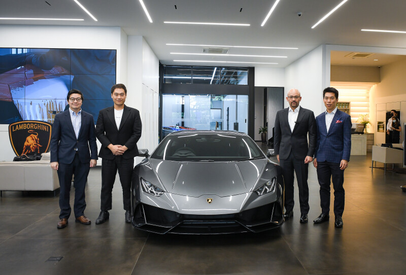 Renazzo Motor ประกาศจับมือกับ ZIPMEX ผู้นำด้านแพลตฟอร์มการแลกเปลี่ยนสินทรัพย์ดิจิทัล  ตอบโจทย์คนรักซูเปอร์คาร์ Lamborghini ด้วยการชำระเงินสกุลคริปโต