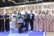 ซูซูกิ คว้ารางวัลไม่หยุด!!! ล่าสุดกับรางวัล Most Exciting Bike Award ในงาน Motor Show 2021
